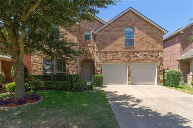 1005 Ingram Drive, Forney, TX 75126 (MLS #13871479) :: Team Hodnett