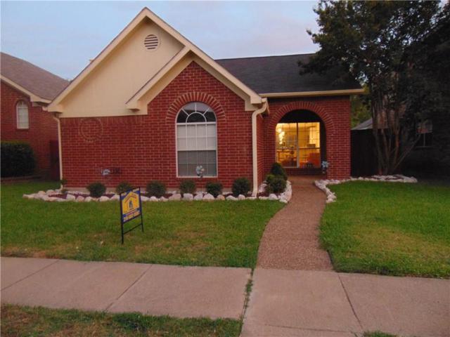 629 Raintree Circle, Coppell, TX 75019 (MLS #13872025) :: Baldree Home Team