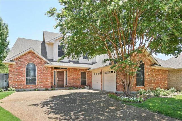 621 Wyndham Circle, Keller, TX 76248 (MLS #13872088) :: Team Hodnett