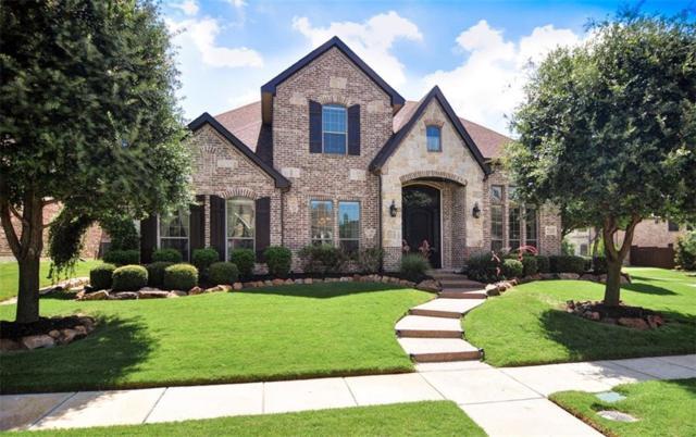11122 Sugar Mill Lane, Frisco, TX 75033 (MLS #13872188) :: Team Hodnett
