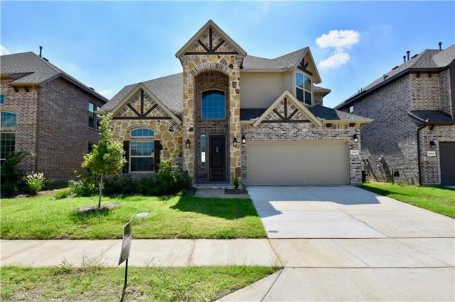 1217 Yarrow Street, Little Elm, TX 75068 (MLS #13872822) :: The Chad Smith Team