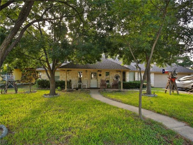 412 S Walnut Street, Eastland, TX 76448 (MLS #13873174) :: Team Hodnett