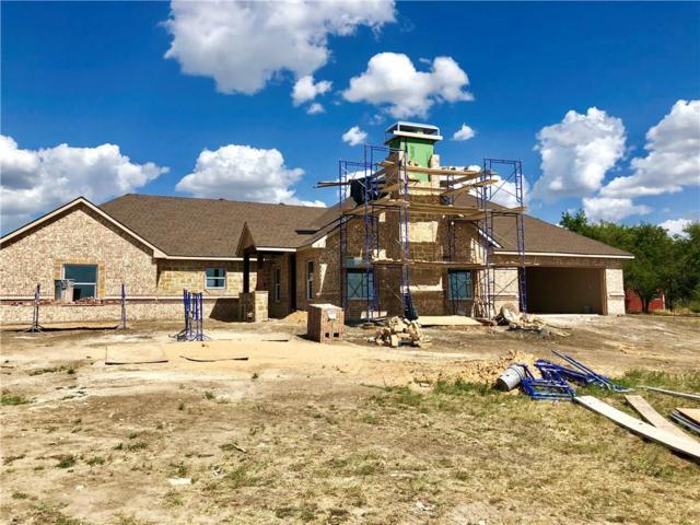 588 Old Agnes Road, Weatherford, TX 76088 (MLS #13873367) :: Team Hodnett