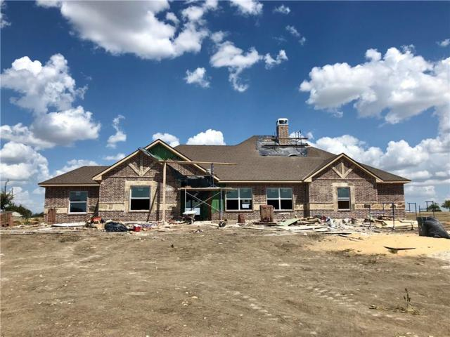 608 Old Agnes Road, Weatherford, TX 76088 (MLS #13873369) :: Team Hodnett