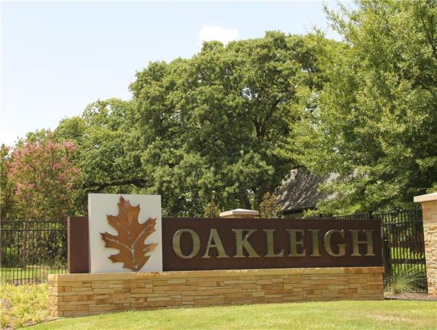 5710 Oakleigh Lane, Colleyville, TX 76034 (MLS #13874245) :: Robinson Clay Team