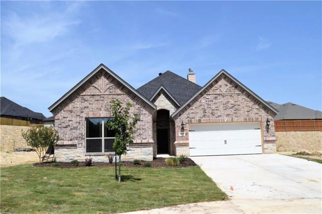 1613 Town Creek Circle, Weatherford, TX 76086 (MLS #13874662) :: RE/MAX Pinnacle Group REALTORS