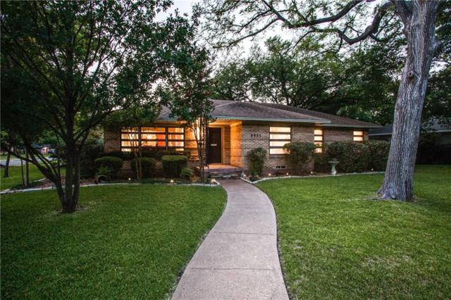 9935 Galway Drive, Dallas, TX 75218 (MLS #13874673) :: Team Hodnett