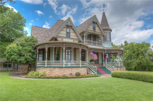 808 S Lamar Street, Weatherford, TX 76086 (MLS #13875232) :: Tenesha Lusk Realty Group