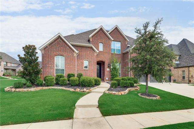 1005 Hazel Drive, Lantana, TX 76226 (MLS #13875501) :: Team Hodnett