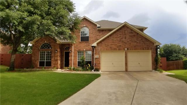 1104 Cripple Creek Drive, Flower Mound, TX 75028 (MLS #13876212) :: Team Hodnett