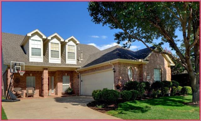 10520 Stoneside Trail, Fort Worth, TX 76244 (MLS #13876355) :: Team Hodnett
