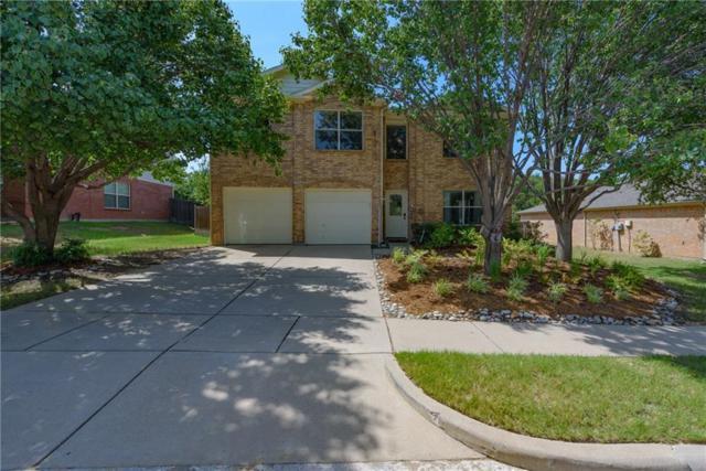 3912 Shiraz Drive, Denton, TX 76226 (MLS #13876881) :: Team Hodnett