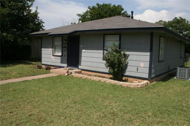 1609 Palm Street, Abilene, TX 79602 (MLS #13877023) :: RE/MAX Town & Country
