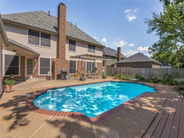 2235 Strathmore Drive, Highland Village, TX 75077 (MLS #13877649) :: Team Hodnett