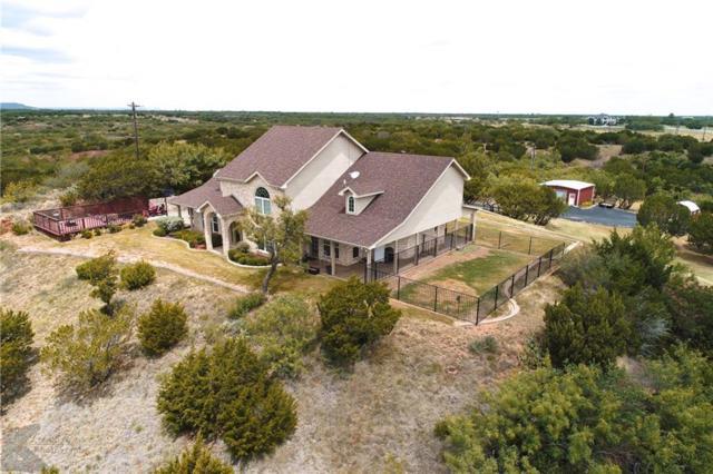 1420 Hwy 83-84, Tuscola, TX 79562 (MLS #13877977) :: The Paula Jones Team   RE/MAX of Abilene