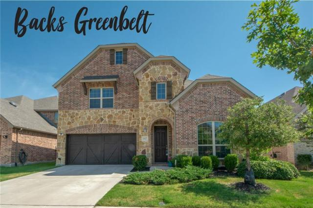 1627 Grove Drive, Celina, TX 75009 (MLS #13877997) :: Team Hodnett