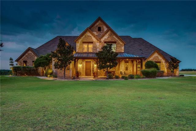 595 Cunningham Meadows Road, Waxahachie, TX 75167 (MLS #13878242) :: RE/MAX Town & Country
