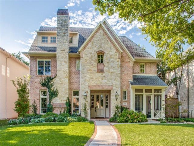 7810 Hanover Street, Dallas, TX 75225 (MLS #13878693) :: Robbins Real Estate Group