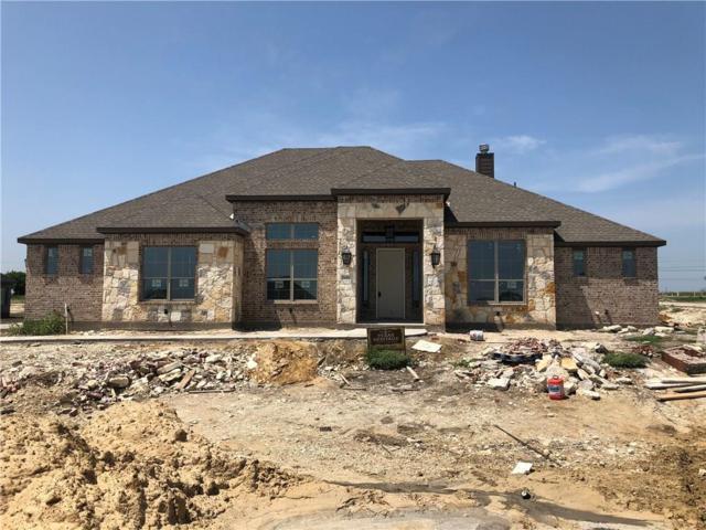 7491 Dillon Circle, Waxahachie, TX 75167 (MLS #13878814) :: RE/MAX Landmark