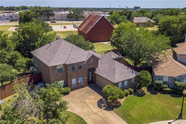 510 Pearl Court, Mesquite, TX 75149 (MLS #13879136) :: HergGroup Dallas-Fort Worth