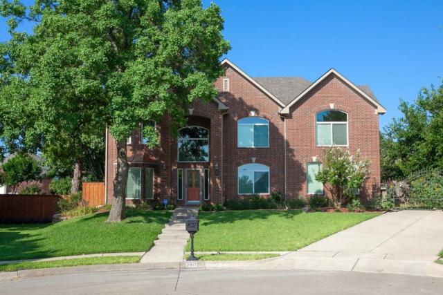 2817 Lake Flower Drive, Flower Mound, TX 75022 (MLS #13879152) :: The Real Estate Station