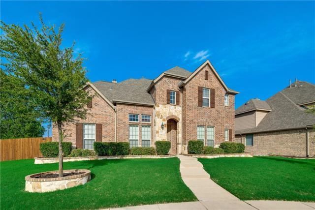 11596 Geranium Drive, Frisco, TX 75035 (MLS #13879467) :: North Texas Team | RE/MAX Advantage