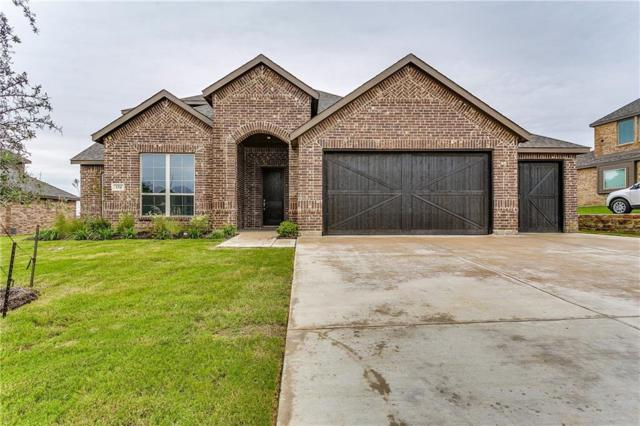 154 Fairweather, Burleson, TX 76028 (MLS #13879479) :: Kimberly Davis & Associates