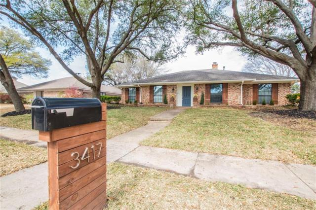 3417 Singletree Trail, Plano, TX 75023 (MLS #13879834) :: Frankie Arthur Real Estate