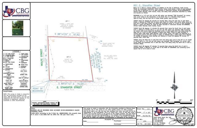 601 E Standifer Street, Mckinney, TX 75069 (MLS #13880141) :: Frankie Arthur Real Estate