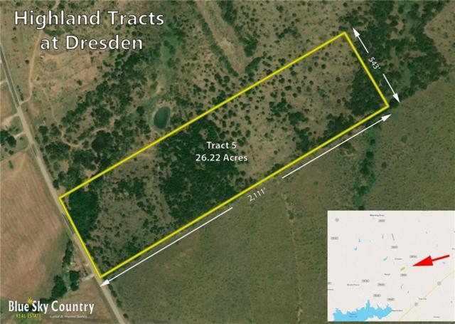 TR 5 Fm 55 Road, Blooming Grove, TX 75102 (MLS #13880326) :: Robbins Real Estate Group