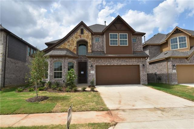 1225 Yarrow Street, Little Elm, TX 75068 (MLS #13880543) :: The Real Estate Station