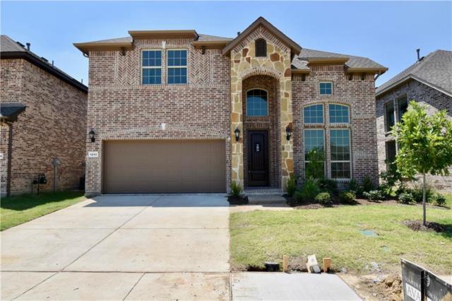 1213 Yarrow Street, Little Elm, TX 75068 (MLS #13880554) :: Baldree Home Team
