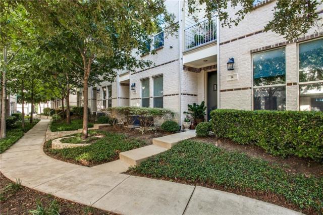 4830 Cedar Springs Road #14, Dallas, TX 75219 (MLS #13880718) :: The Heyl Group at Keller Williams