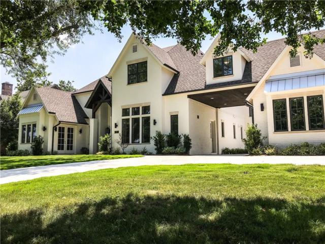 6466 Lavendale Avenue, Dallas, TX 75230 (MLS #13880910) :: Robbins Real Estate Group