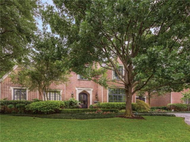4001 Normandy Avenue, University Park, TX 75205 (MLS #13881341) :: The Chad Smith Team