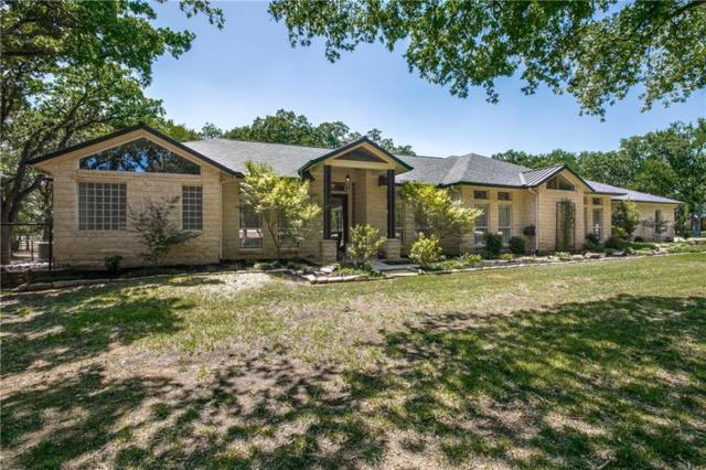 1250 Gibbons Road S, Bartonville, TX 76226 (MLS #13881529) :: RE/MAX Landmark