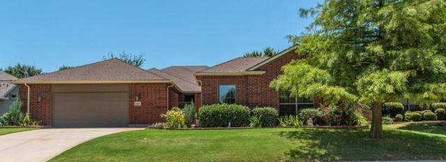 10405 Murray S Johnson Street, Denton, TX 76207 (MLS #13881992) :: Team Hodnett