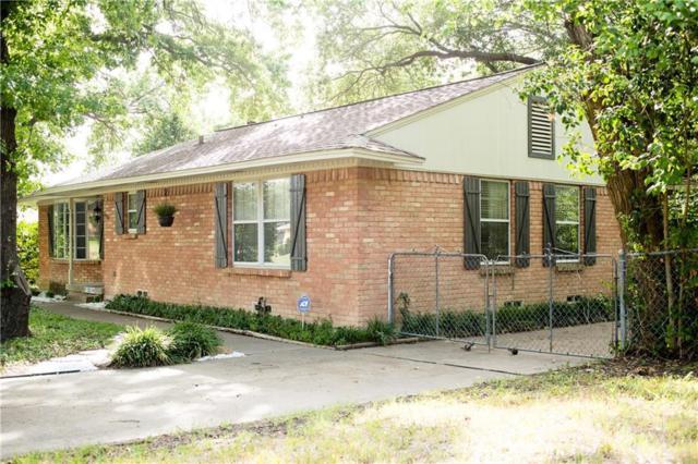 513 W Ridgewood Drive, Garland, TX 75041 (MLS #13882292) :: Team Hodnett