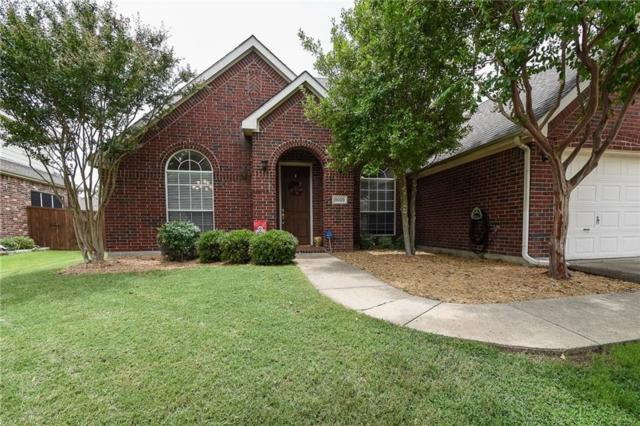 8009 Owl Creek Lane, Mckinney, TX 75072 (MLS #13883052) :: The Real Estate Station