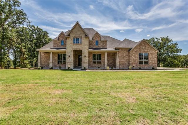 4104 Crosswind Street, Burleson, TX 76028 (MLS #13883162) :: Team Hodnett