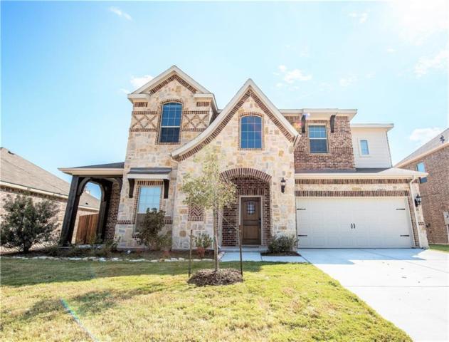 1620 Signature Drive, Weatherford, TX 76087 (MLS #13883899) :: Team Hodnett