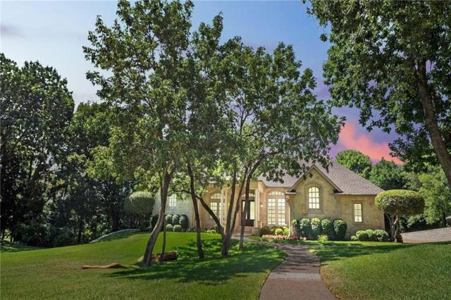 4 Hillview Court, Hickory Creek, TX 75065 (MLS #13883973) :: The Hornburg Real Estate Group