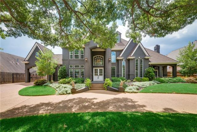 4604 Lakeside Drive, Colleyville, TX 76034 (MLS #13884286) :: Coldwell Banker Residential Brokerage