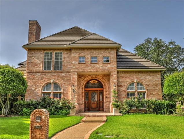 6525 Shoal Creek Road, Fort Worth, TX 76132 (MLS #13884307) :: Robinson Clay Team