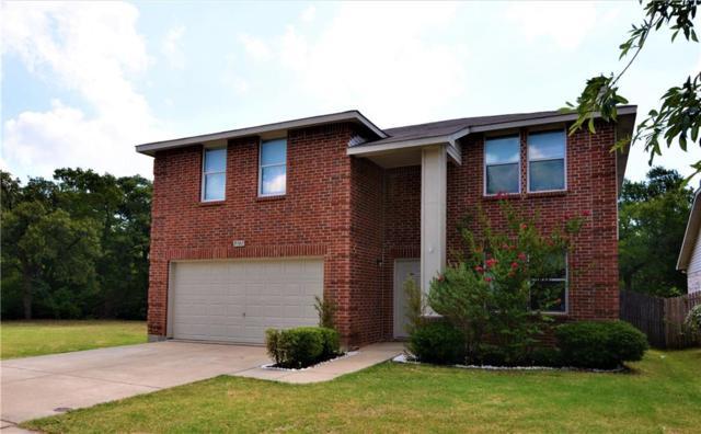 5701 Thoroughbred Trail, Denton, TX 76210 (MLS #13884680) :: RE/MAX Landmark