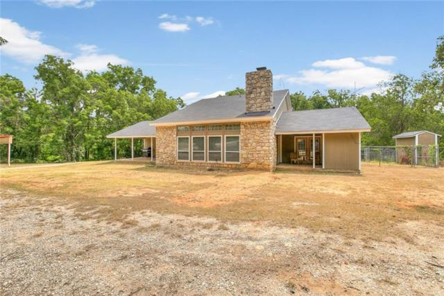 6180 N Zion Hill Road N, Poolville, TX 76487 (MLS #13885168) :: RE/MAX Landmark
