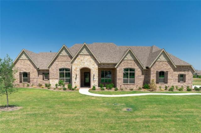 2680 W Hendrix, Lucas, TX 75002 (MLS #13885183) :: RE/MAX Town & Country
