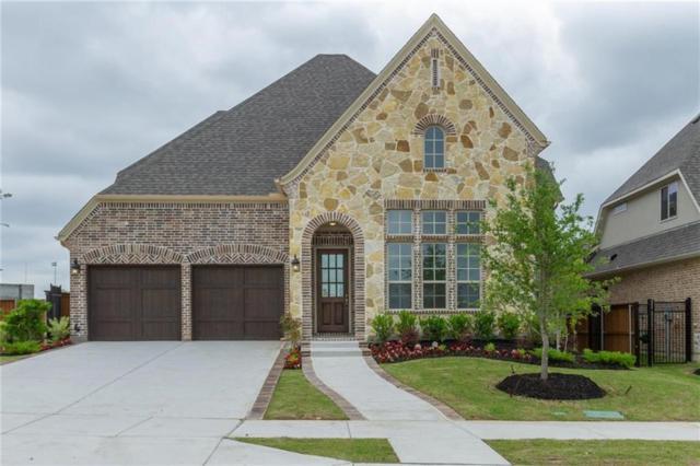 850 Manchester Avenue, Prosper, TX 75078 (MLS #13885408) :: Real Estate By Design
