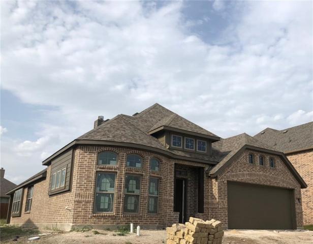 312 Thompson Drive, Van Alstyne, TX 75495 (MLS #13885773) :: The Real Estate Station