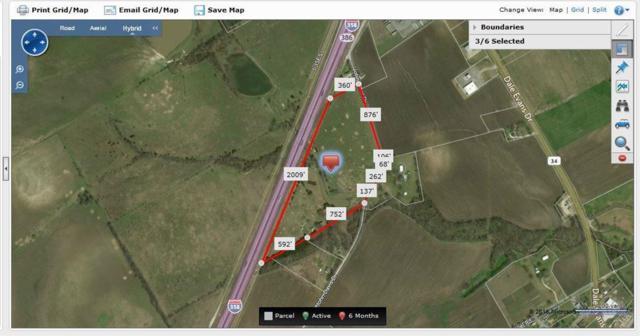 222 John Davis Road, Italy, TX 76651 (MLS #13886254) :: Frankie Arthur Real Estate